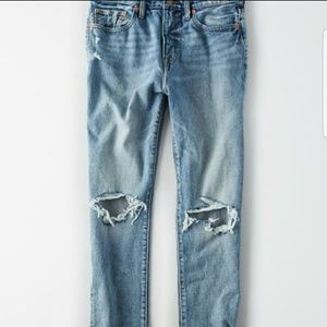 American Eagle Dad jeans